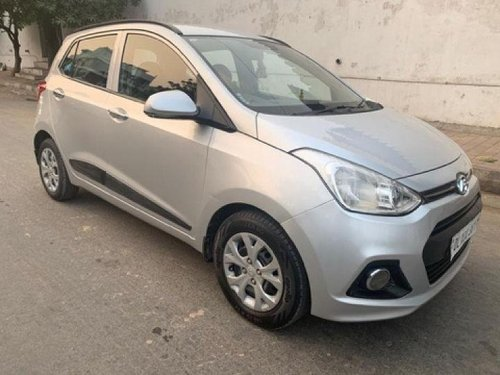 Hyundai i10 2013 Sportz MT for sale-3