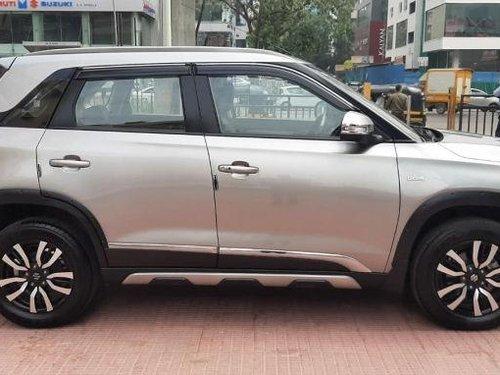 2018 Maruti Suzuki Vitara Brezza ZDi Plus AMT AT for sale at low price