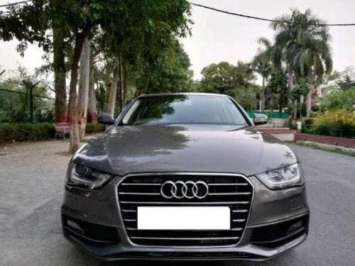 2015 Audi A4 AT for sale at low price