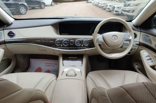 Mercedes Benz S Class 2005 2013 S 350 CDI AT 2016 for sale