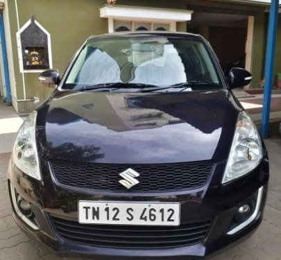 Used Maruti Suzuki Swift VDI 2017 MT for sale-5