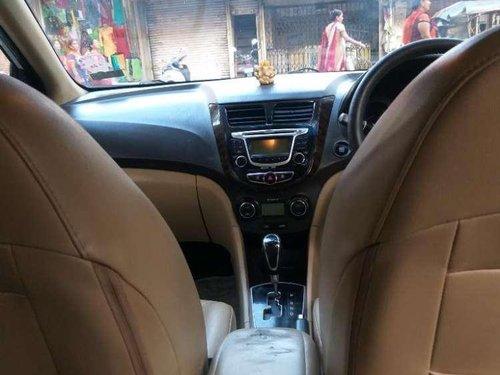 Hyundai Verna Fluidic 1.6 CRDi SX Opt AT, 2012, Diesel for sale