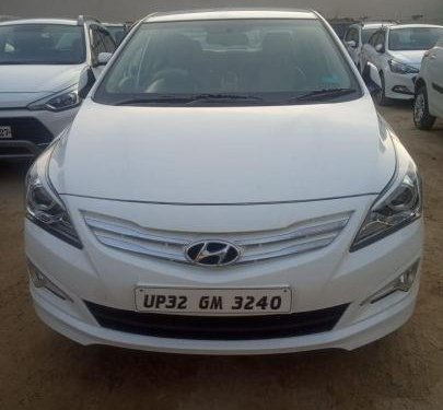 Hyundai Verna 2016 MT for sale
