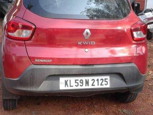 renault kwid rxl, 2016, petrol mt for sale