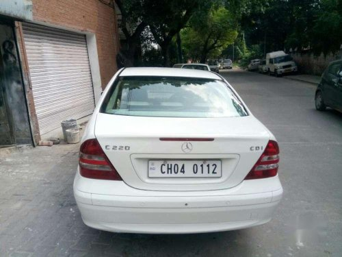 Mercedes-Benz C-Class 220 CDI Elegance Automatic, 2007, Diesel for sale