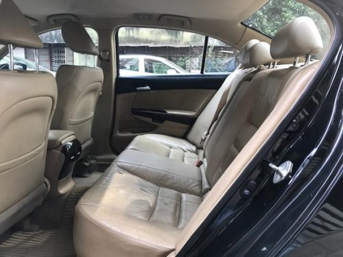 Used Honda Accord 2.4 AT 2010 for sale in Mumbai-3