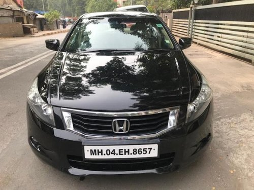 Used Honda Accord 2.4 AT 2010 for sale in Mumbai-22
