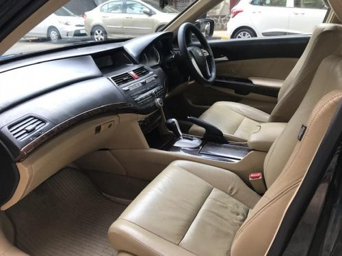 Used Honda Accord 2.4 AT 2010 for sale in Mumbai-2