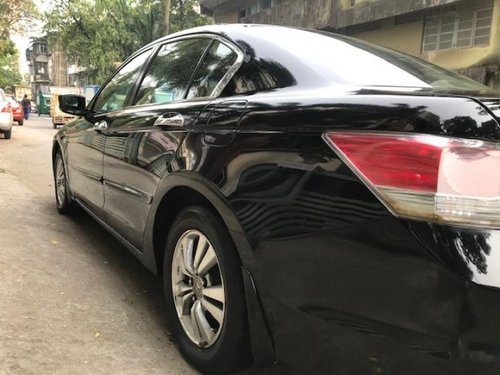 Used Honda Accord 2.4 AT 2010 for sale in Mumbai-13