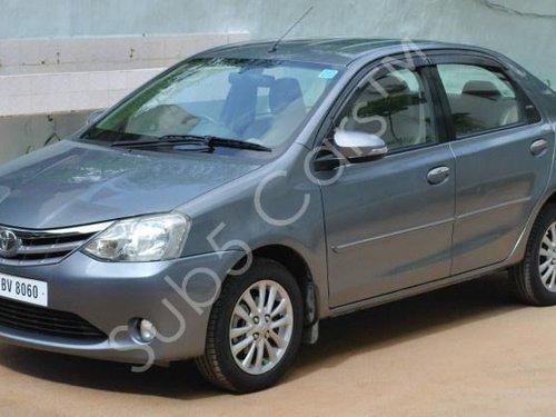 Toyota Etios 2013-2014 V MT in Hyderabad