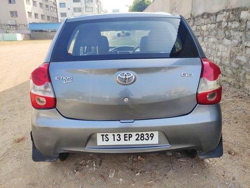 Toyota Etios Liva GD MT 2015 in Hyderabad