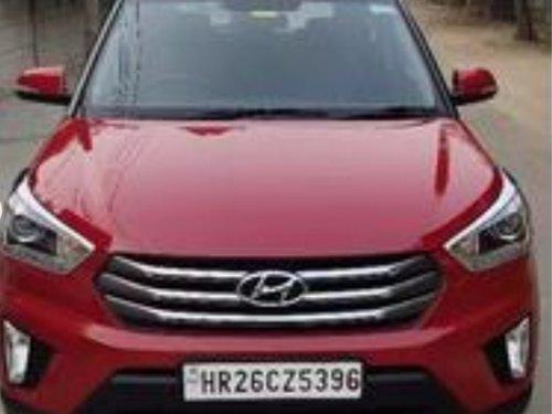 2016 Hyundai Creta SX Plus Petrol AT for sale in New Delhi