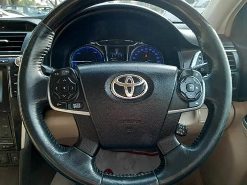 Toyota Camry Hybrid AT in Ahmedabad