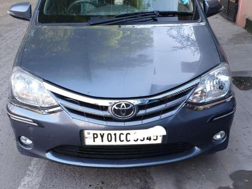 Used 2014 Etios VD  for sale in Pondicherry