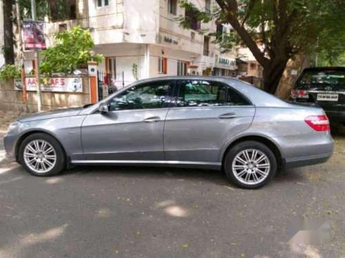 Mercedes Benz E Class 2012 AT for sale in Chennai