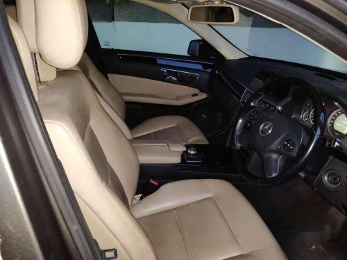 Mercedes-Benz E-Class E350 CDI BlueEfficiency, 2011, Diesel AT for sale in Chennai