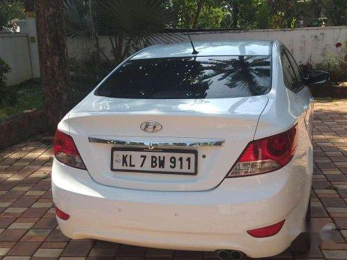 Used 2012 Verna 1.6 CRDi SX  for sale in Perumbavoor