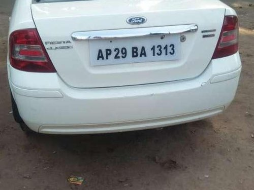 Used 2007 Ford Fiesta MT for sale in Hyderabad at low price