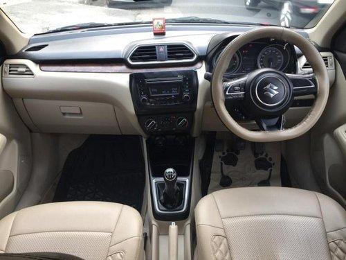 Used Maruti Suzuki Dzire VXI MT car at low price in New Delhi