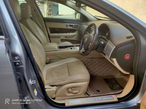 Used Jaguar XF 3.0 Litre S Premium Luxury AT car at low price in Kolkata-2