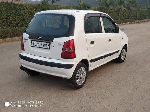 2013 Hyundai Santro Xing GL Plus Petrol CNG MT for sale in New Delhi