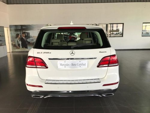 Mercedes Benz GLE AT 2018 in Bangalore