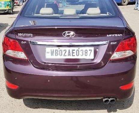 Used Hyundai Verna 1.6 CRDi SX MT car at low price in Kolkata