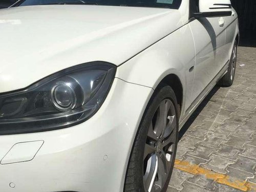 Used 2012 Mercedes Benz C-Class AT for sale in Chennai