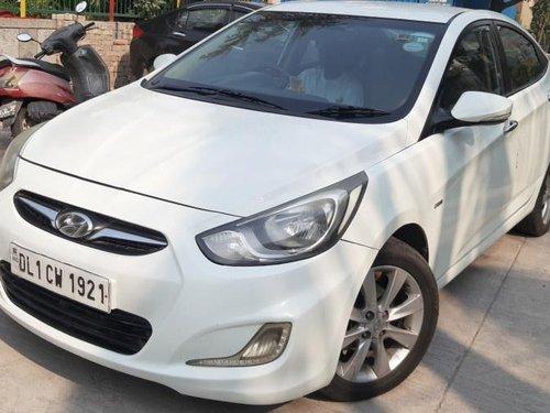 Hyundai Verna 2011-2015 SX CRDi AT for sale in New Delhi