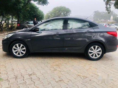 Hyundai Verna Fluidic 1.6 CRDi, 2012, Diesel AT for sale in Chandigarh