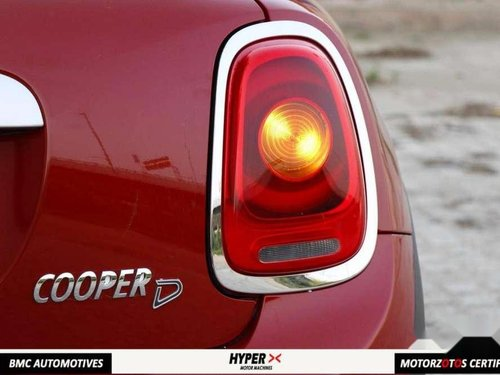 Used 2016 Mini Cooper D AT for sale in Bhopal
