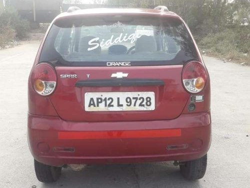 2011 Chevrolet Spark 1.0 MT for sale at low price in Hyderabad