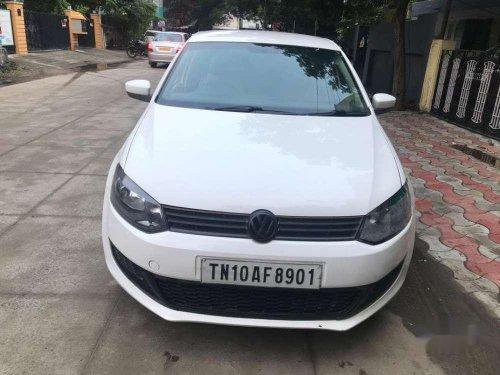 Volkswagen Polo Comfortline Diesel, 2012, Diesel MT for sale in Chennai