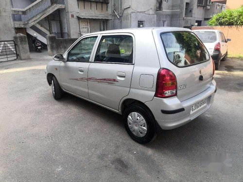 Maruti Suzuki Alto LXi BS-IV, 2010, Petrol MT for sale in Ahmedabad