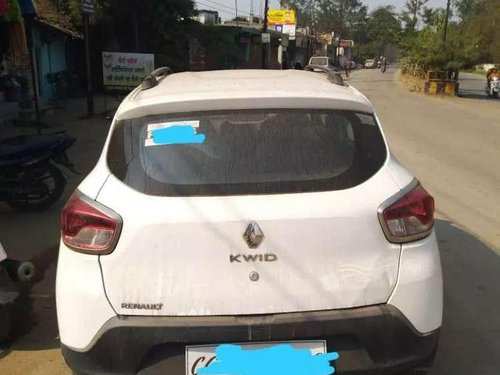 Used Renault Kwid  MT car at low price in Raigarh