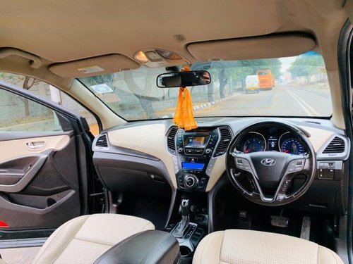 Used 2014 Hyundai Santa Fe 4WD AT for sale in New Delhi