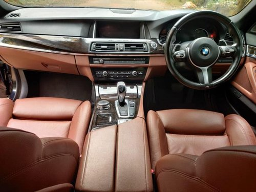 2016 BMW 5 Series AT 2013-2017 for sale at low price in Bangalore