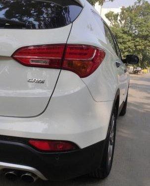 Hyundai Santa Fe 2WD AT 2017 for sale in Ahmedabad