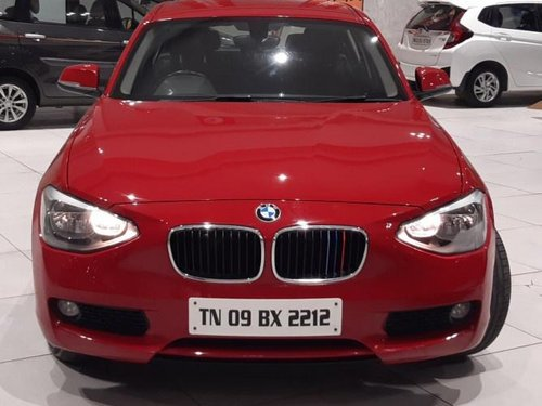 BMW 1 Series 118d Sport Line AT 2014 in Chennai