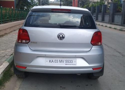 Used 2015 Volkswagen Polo 1.2 MPI Highline MT for sale in Bangalore
