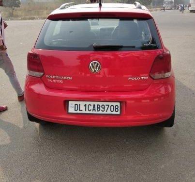 Used 2013 Volkswagen Polo Diesel Comfortline 1.2L MT for sale in New Delhi