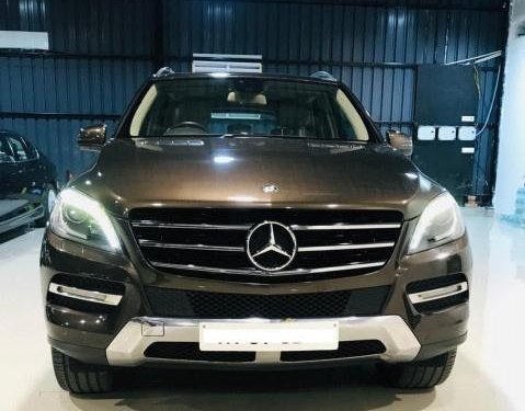 Used Mercedes Benz M Class ML 350 CDI AT car at low price in Chennai