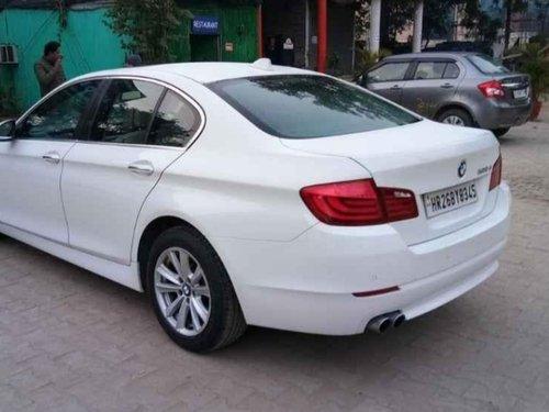 2012 BMW 5 Series 520d Diesel AT in New Delhi