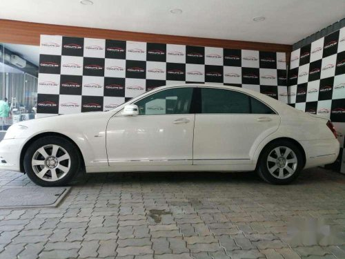 2011 Mercedes Benz S Class AT for sale in Chennai