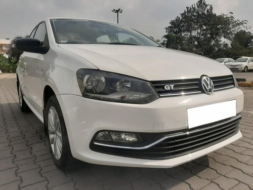 2015 Volkswagen Polo  GT TSI AT for sale at low price in Bangalore