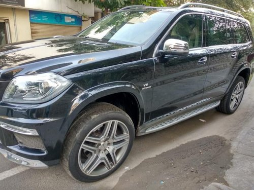 Mercedes Benz GL-Class 2007 2012 350 CDI Luxury AT 2014 in Bangalore