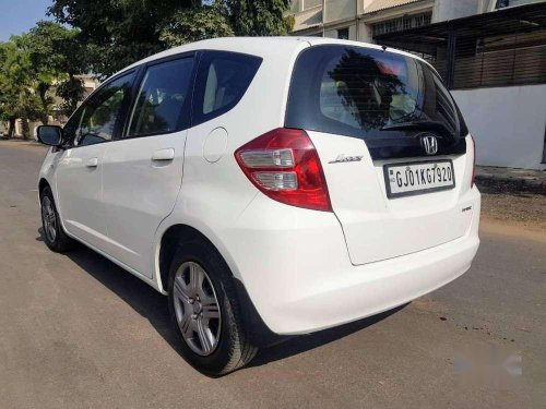 Used Honda Jazz X, 2010, Petrol MT for sale in Ahmedabad