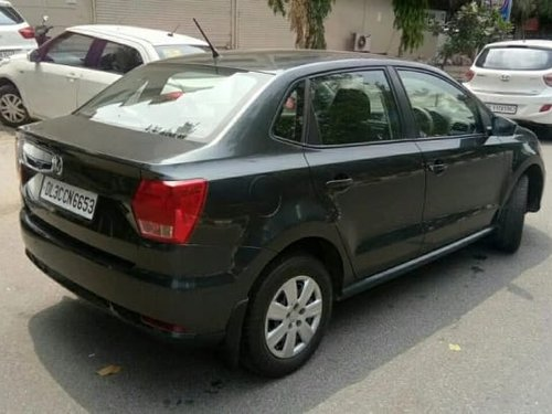 2017 Volkswagen Ameo Petrol MT in New Delhi