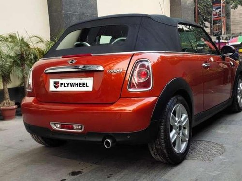 Used Mini Cooper Convertible S AT for sale in Kolkata at low price