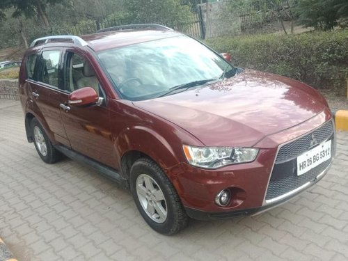 Mitsubishi Outlander 2007-2013 Chrome MT in New Delhi